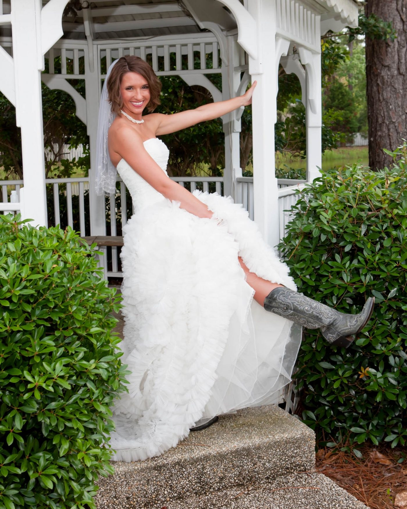 Bride Cowgirl Boots