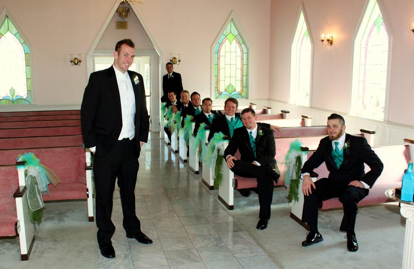 Good Times at Gulf Shores Wedding Chapel