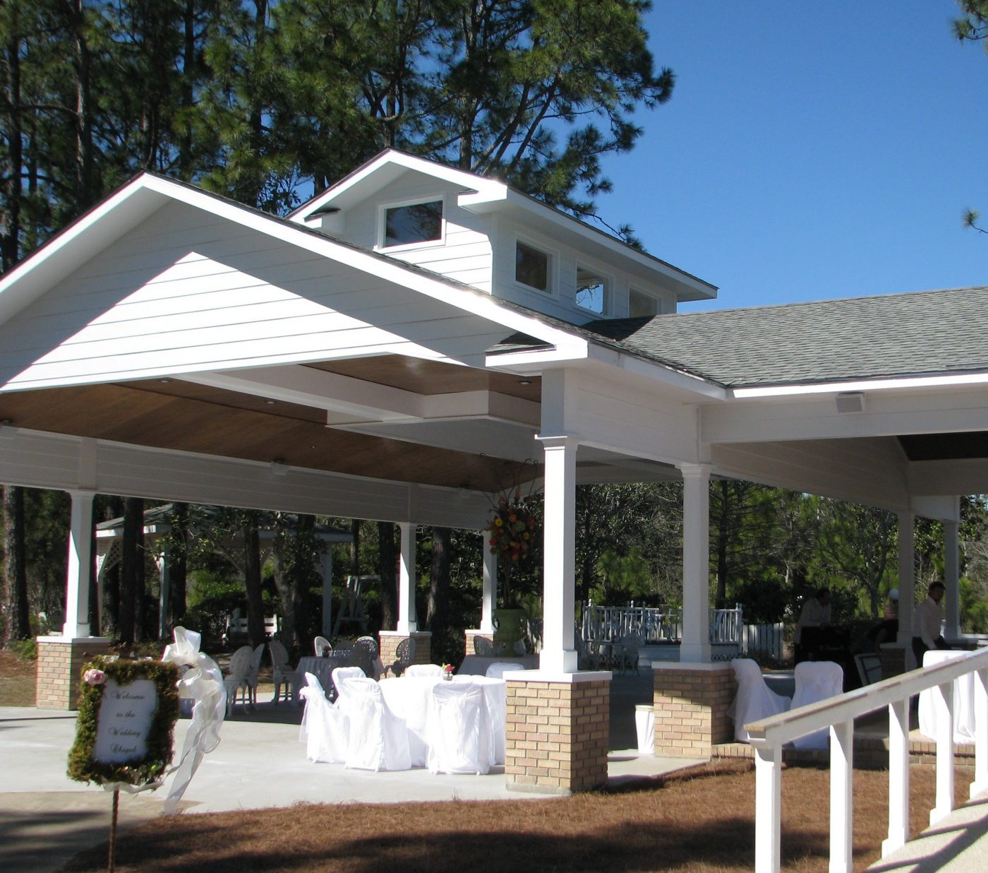 Wedding Chapel Pavilion