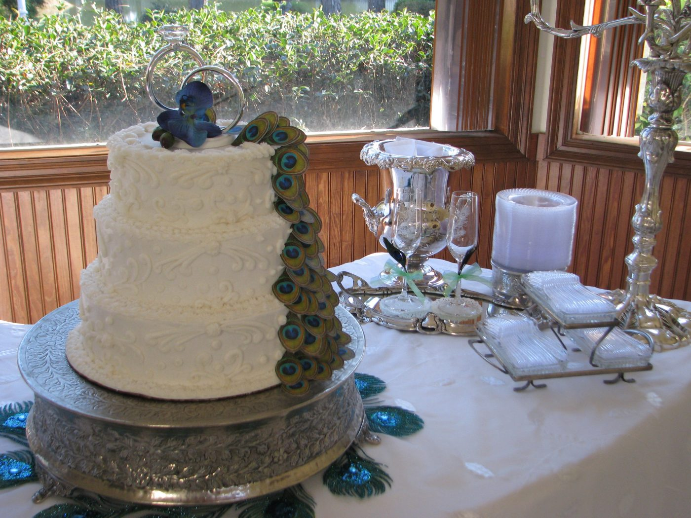 Delicious Wedding Cake Gulf Shores Wedding Chapel